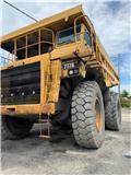 Caterpillar 777 B, Camiones articulados