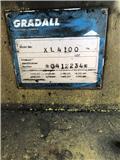 Gradall XL 4100, 1995, Koparki kołowe