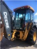 John Deere 310 K, 2013, Kotrórakodók