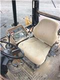 John Deere 410 E, 1997, Buldoexcavatoare