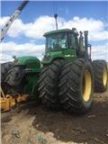 John Deere 9520, 2004, Tractors