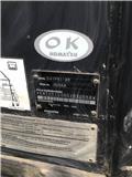 Komatsu D61PXI-23, 2014, Buldozer sobre oruga