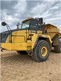 Komatsu HM400-3, 2014, Dump Trucks