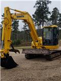 Komatsu PC88, 2012, Mini excavators < 7t (Mini diggers)