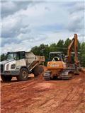 Terex TA 300, Articulated Dump Trucks (ADTs)