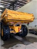 Volvo A 25 F, 2012, Articulated Dump Trucks (ADTs)
