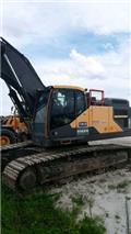 Volvo EC 480 D L, 2017, Crawler Excavators