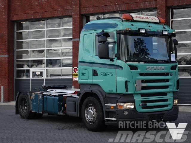 Scania R420 4x2 Manual gearbox