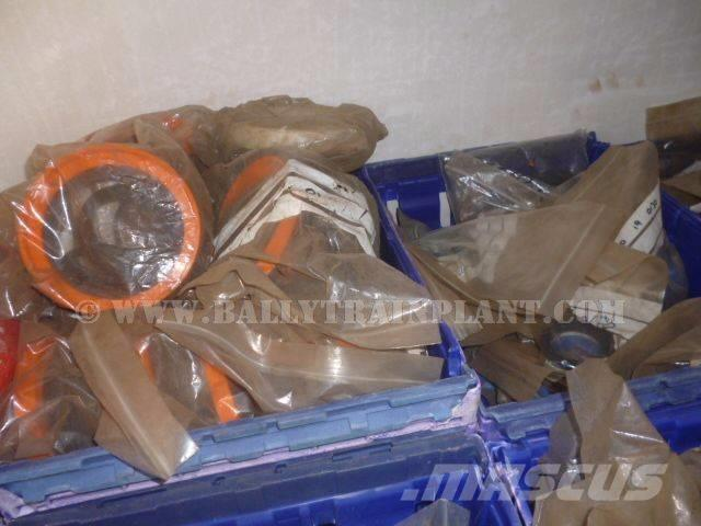 CRUSHER SCREENER PARTS Construction Crushers, Year of manufacture
