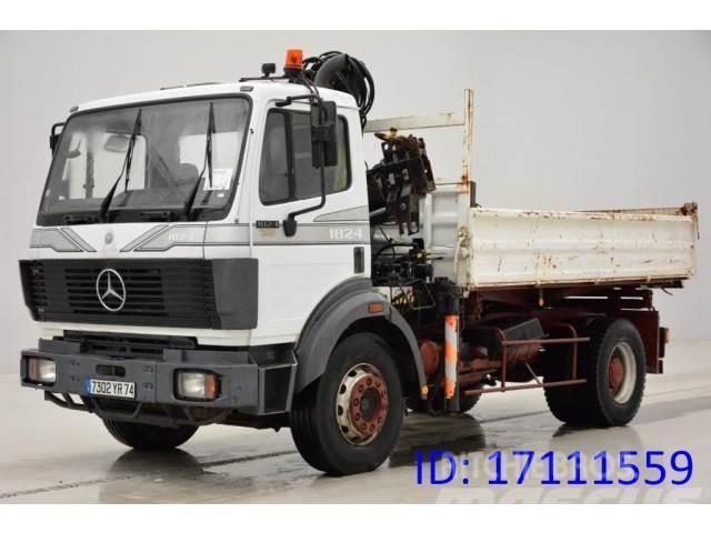 Mercedes-Benz SK 1824K