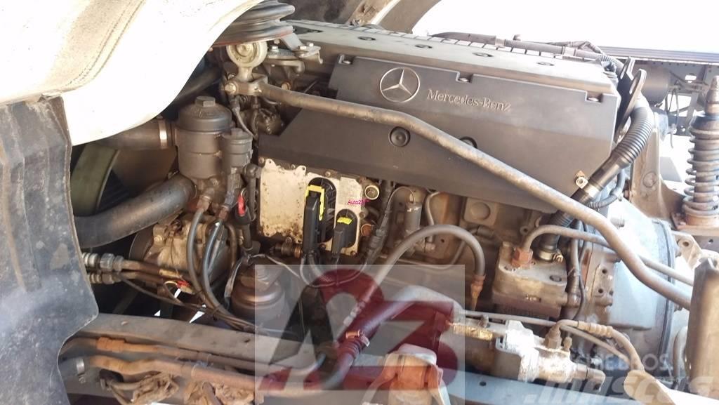 Silnik Mercedes-Benz Atego OM906LA