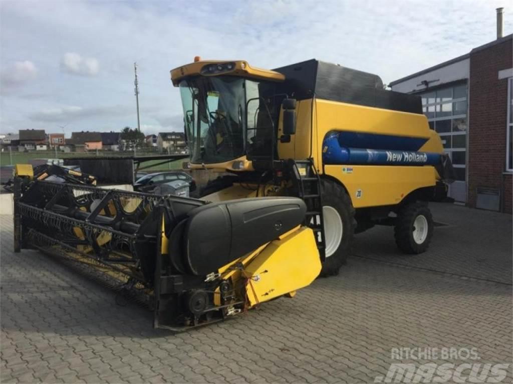 New Holland cs6050