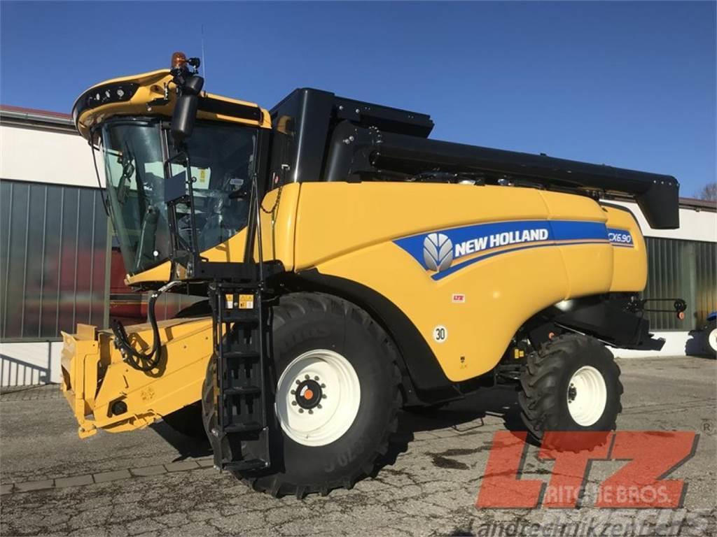 New Holland CX 6.90