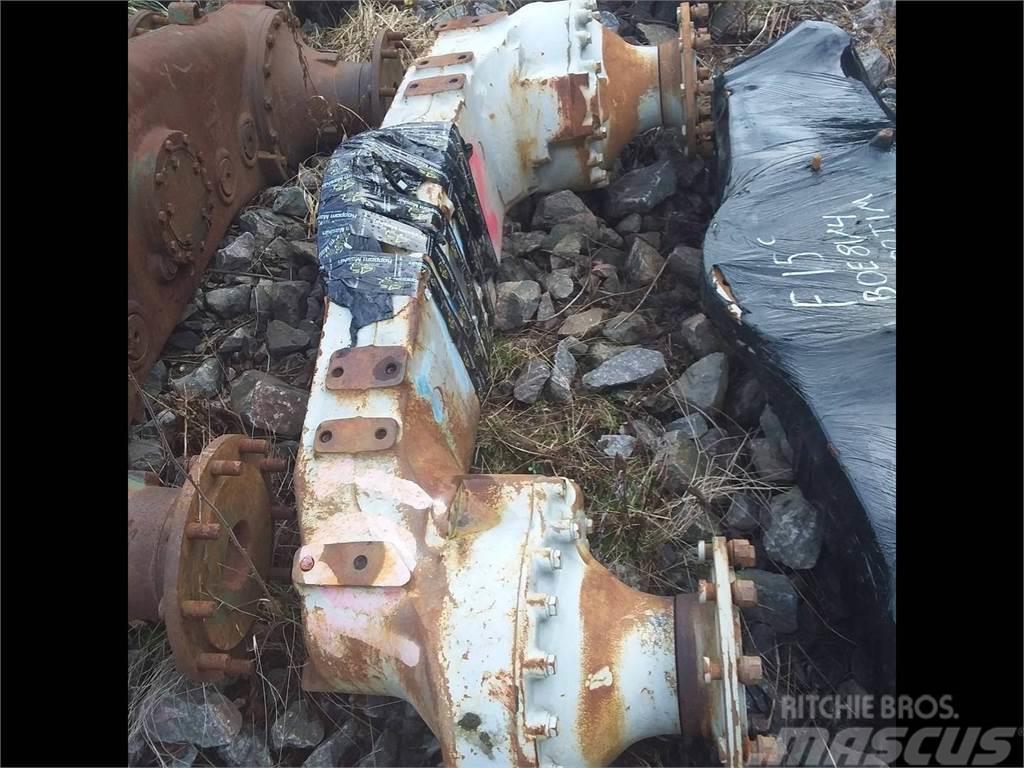 Rottne F15c Boggielåda