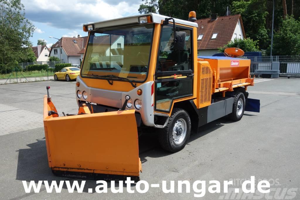 Kiefer Boki Multicar Boki HY1251B 4x4 Allrad Kipper Winterdienst