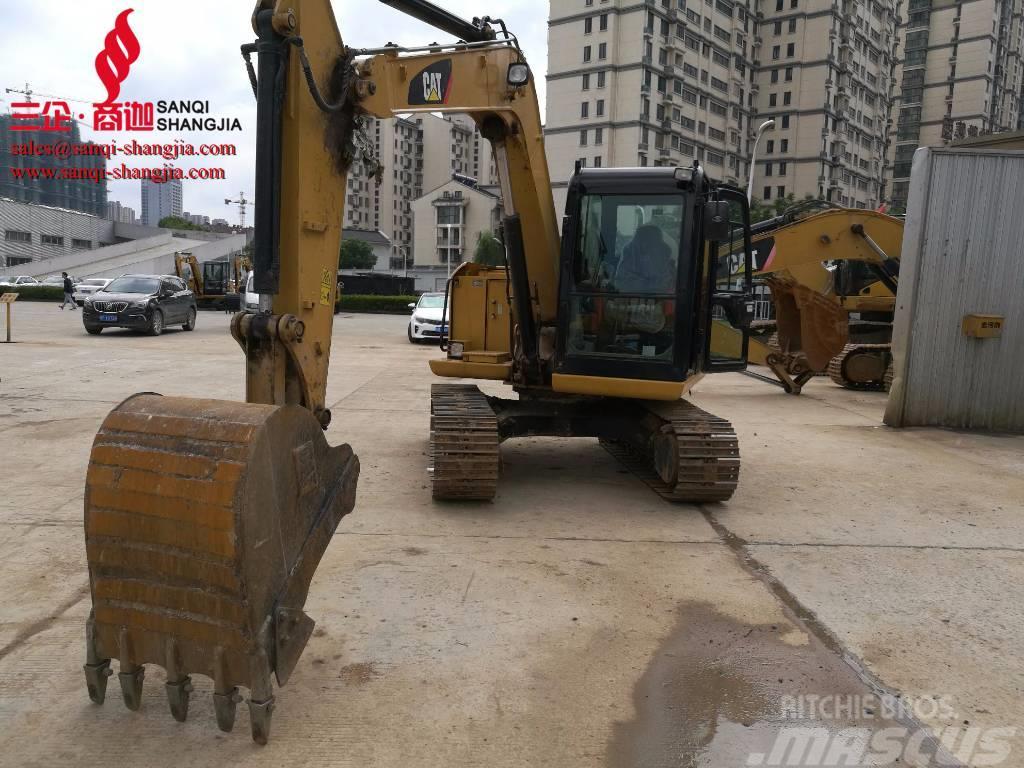 Caterpillar 307E Mini Excavator **Year 2014**