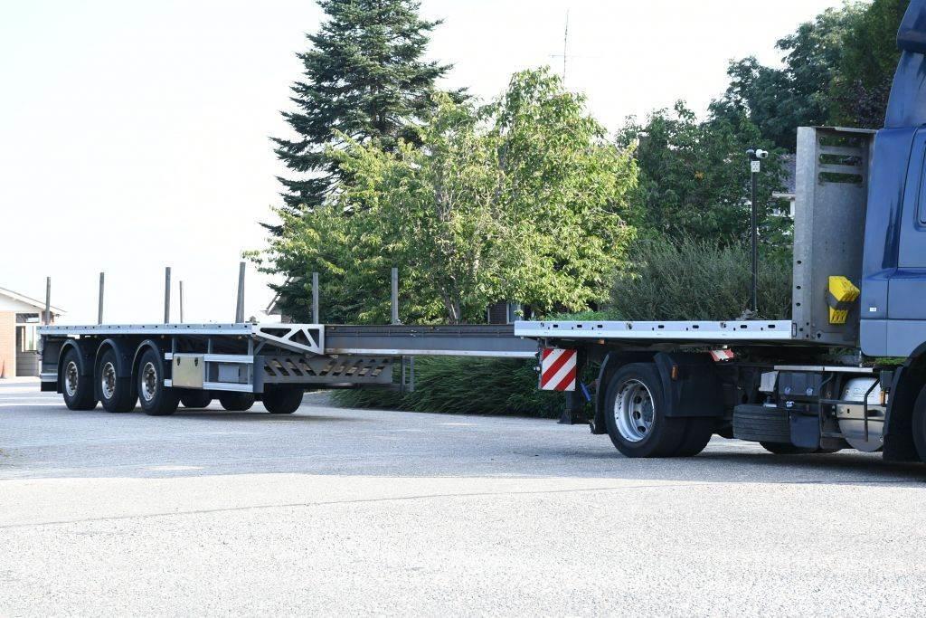 Faymonville MAX F-S43-1AAF 3x lenkachse 1x Tele!!