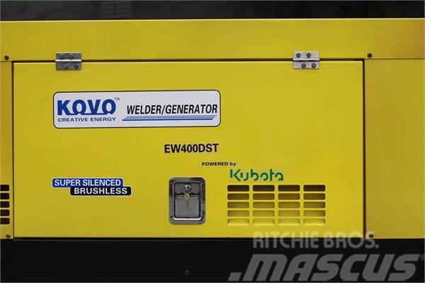 Kovo DIESEL GENERATOR WELDER EW400DS