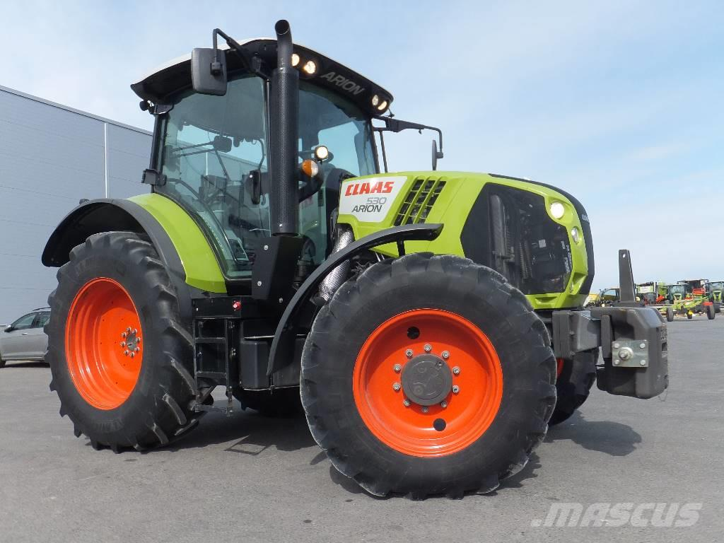 CLAAS Arion 530 CIS