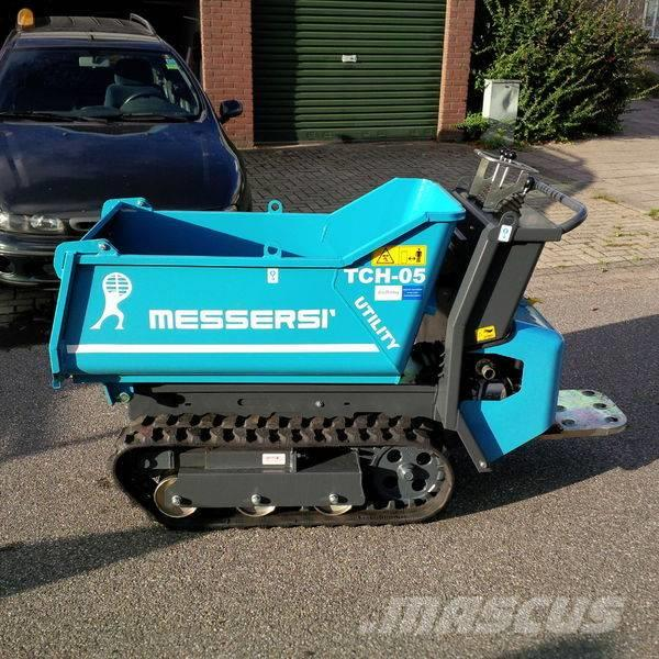 [Other] Dumper Motorbør Messersi  TCH-05