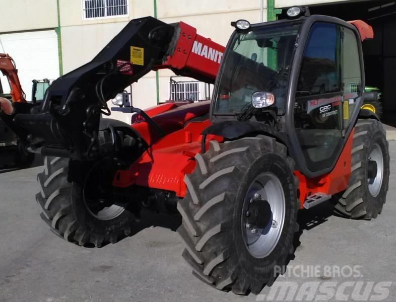 Manitou MLT 634-120 LSU