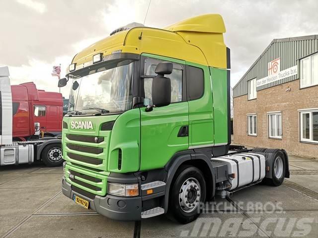 Scania G 400 A 4X2 Highline | Nacht klima | NL Truck | AP