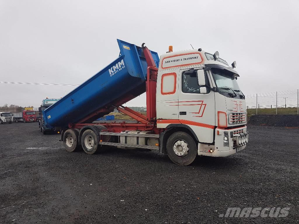 Used Volvo Fh12  Wreckers Year  2004 Price