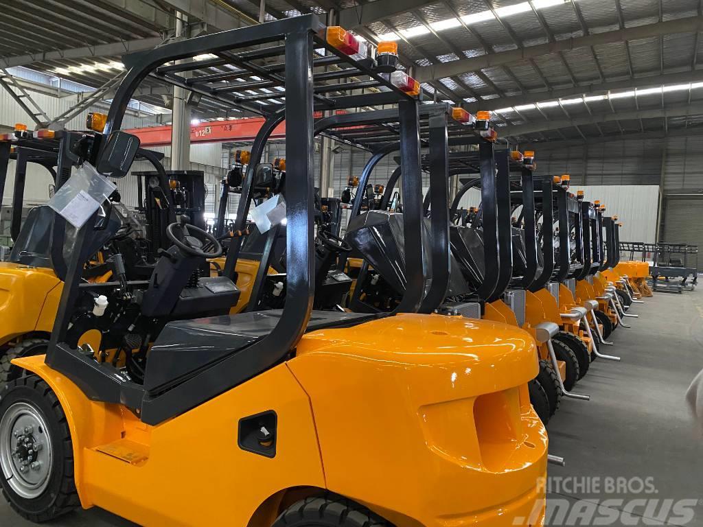 UN Forklift FD18T 1.8T Diesel Forklift Xinchai
