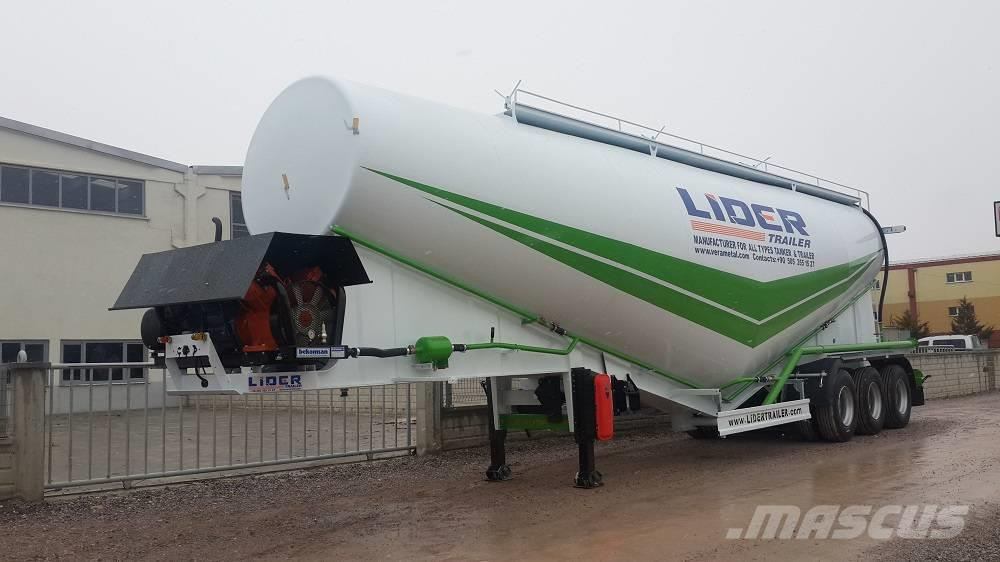 Lider NEW 80 TONS CAPACITY FROM MANUFACTURER READY