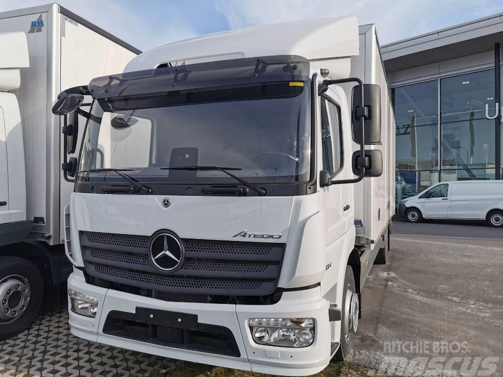 Mercedes-Benz Atego1524