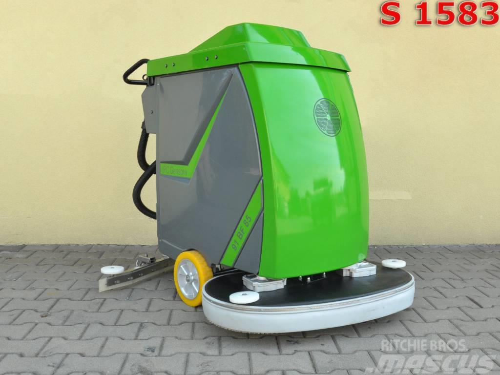 [Other] Scrubber dryer IPC GANSOW 91 BF 85