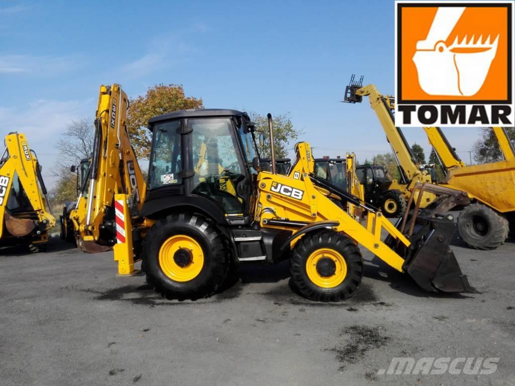 JCB 3 CX Contractor, szybkozłącze | 4CX, 2CX,  CAT432F