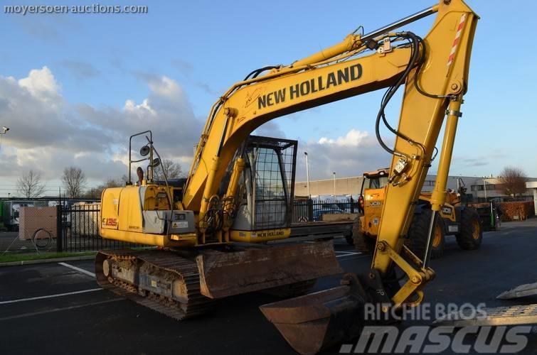 New Holland E 135 B LC