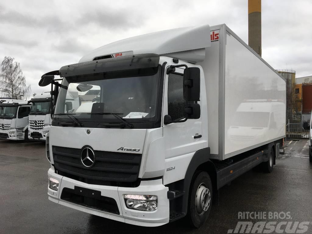 Mercedes-Benz Atego 1524 PLS skåp i lager