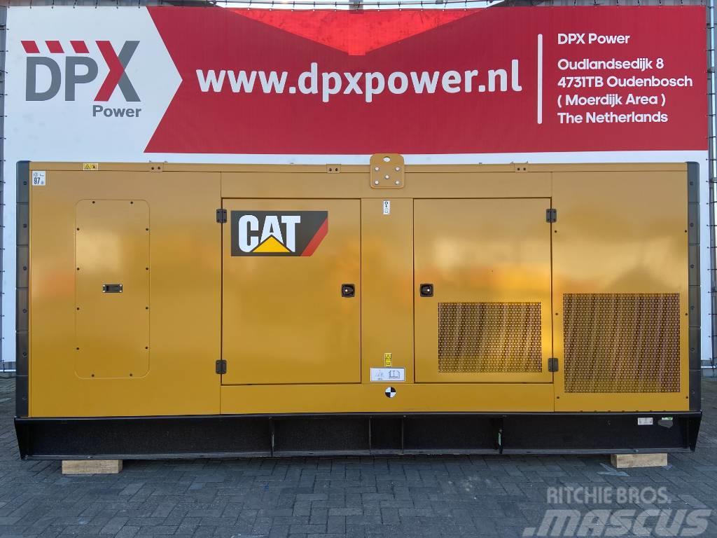 Caterpillar DE400E0 - C13 - 400 kVA Generator - DPX-18023