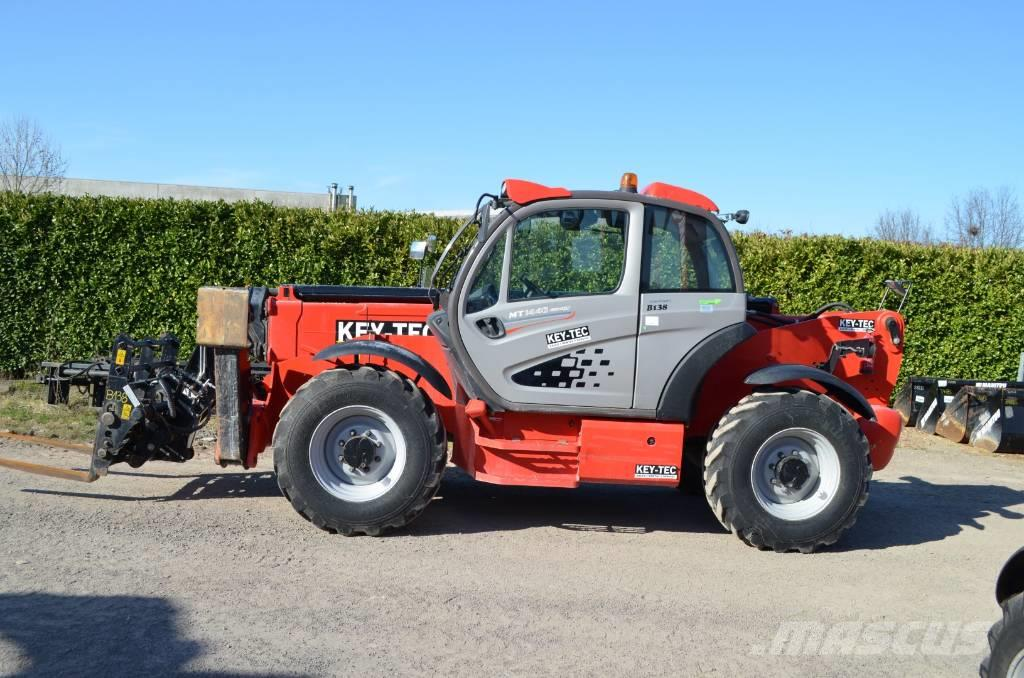 Manitou MT 1440 EASY