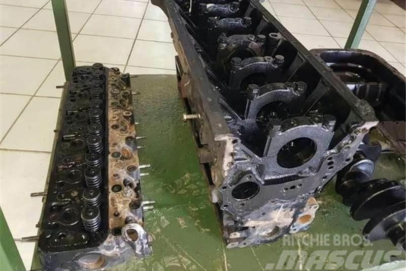 Toyota 2H Land Cruiser Engine Parts