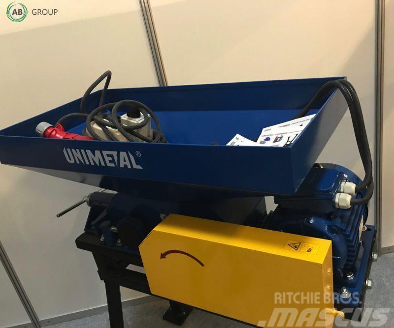[Other] Unimetal Getreidequetsche H-745/2 /h/Grain crusher