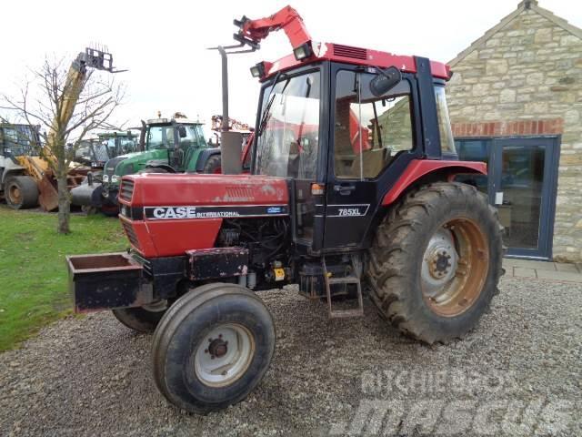 Case IH 785xl 2wd tractor