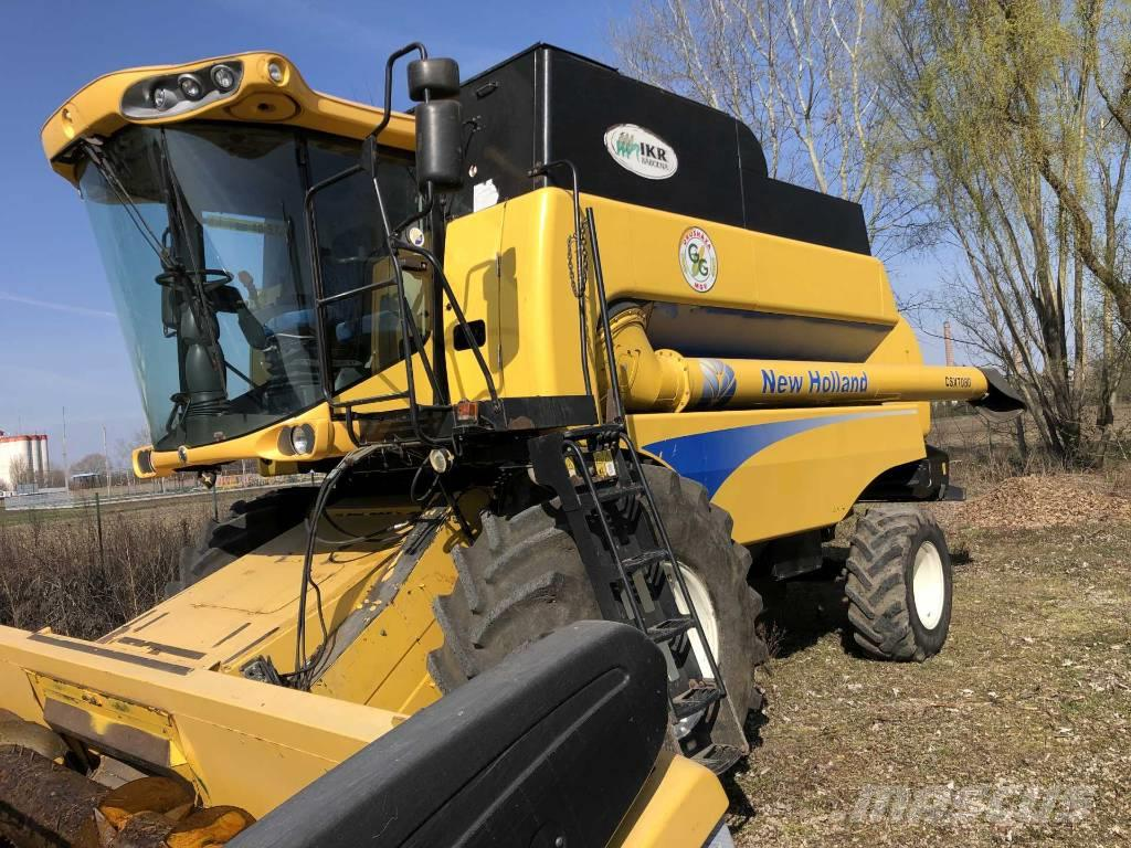 New Holland CSX7080 FS