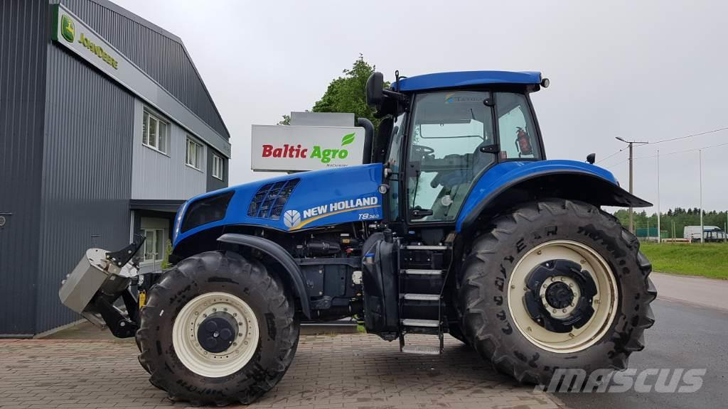 New Holland T 8.360 PC