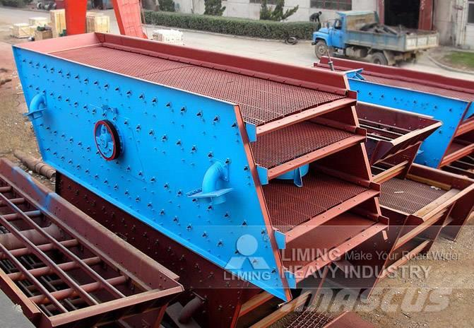 Liming 120-900t/h S5X2760-3Crible Vibrant