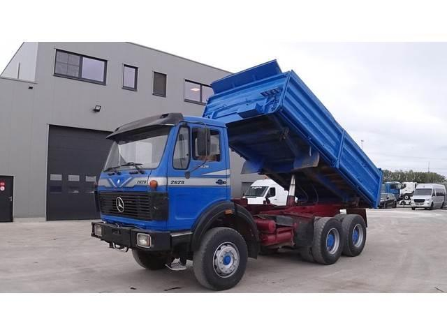 Mercedes-Benz SK 2628 (BIG AXLES / STEEL SUSPENSION / V8 ENGINE)