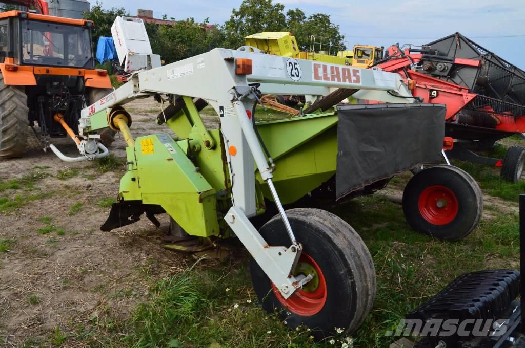 CLAAS DISCO 3000 tc