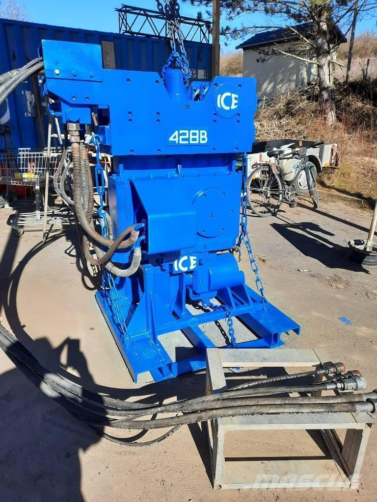 [Other] ICE Vibrationsschwinger pile driver 428