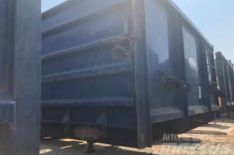 Sa Truck Bodies 2014 SA Truck Bodies Super Link Drop Side