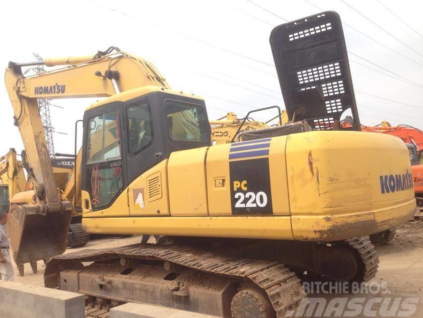 Komatsu PC 220-7