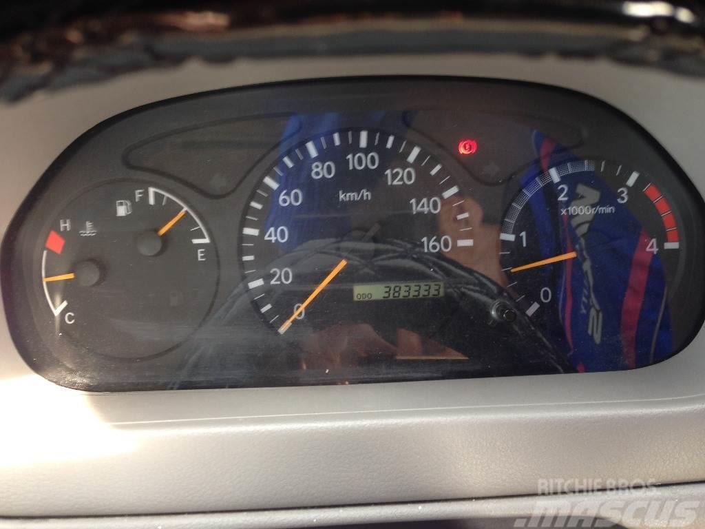 Toyota PB-XZU423, 2004, Biltransportbilar