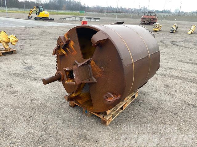Bauer bauer drill bucket 1400MM