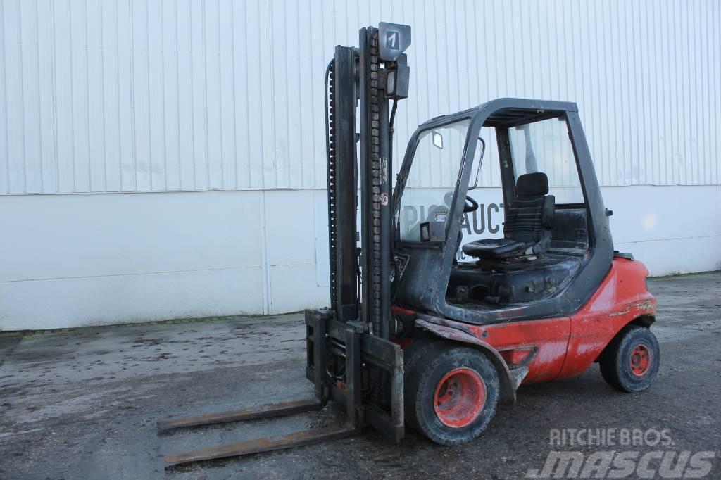 Linde H35D-02 Heftruck